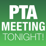 PTA Meeting (Vote on Budget) @ Burke Centre Library